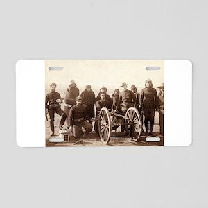 Copr Paul Wernert and gunners of Battery E 1st Art