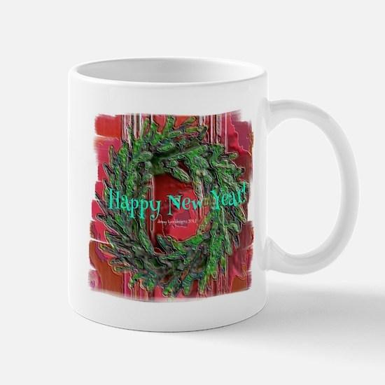 Happy New Year Wishes Mugs