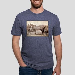 Comanche - John Grabill - 1887 Mens Tri-blend T-Sh