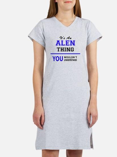 Cute Alen Women's Nightshirt