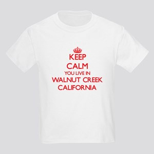 Keep calm you live in Walnut Creek Califor T-Shirt
