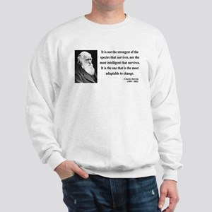 Charles Darwin 6 Sweatshirt