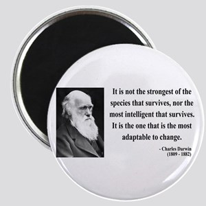 Charles Darwin 6 Magnet