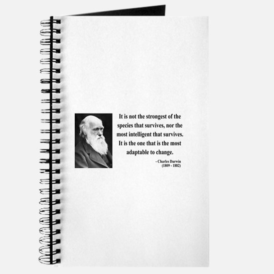 Charles Darwin 6 Journal