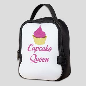Cupcake Queen Neoprene Lunch Bag