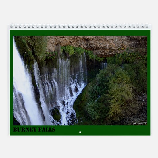 Northern California Wall Calendar