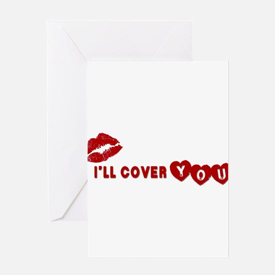 Funny Broadway musical Greeting Card