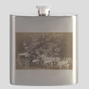 Black Hills treasure coach - John Grabill - 1887 F