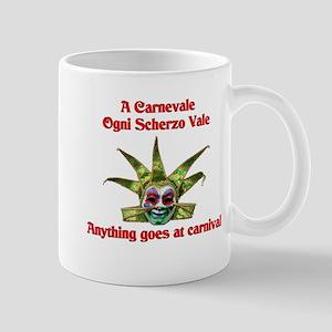 Carnevale Mug