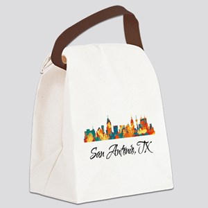 state25light Canvas Lunch Bag