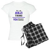 Anji T-Shirt / Pajams Pants