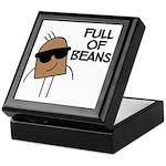Full Of Beans Keepsake Box