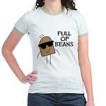 Full Of Beans Jr. Ringer T-Shirt