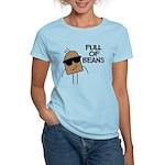 Full Of Beans Women's Light T-Shirt