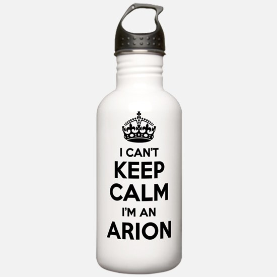 Cute Arely Water Bottle