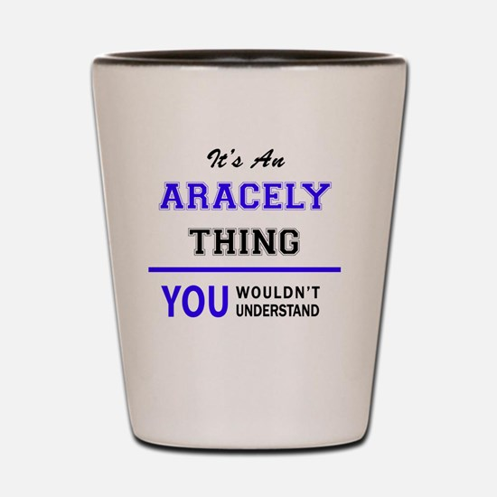 Unique Aracely Shot Glass
