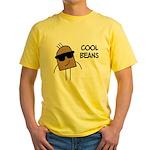 Cool Beans Yellow T-Shirt