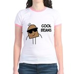 Cool Beans Jr. Ringer T-Shirt
