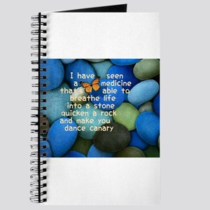 Breathe Life into a Stone Journal