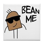 Bean Me Tile Coaster