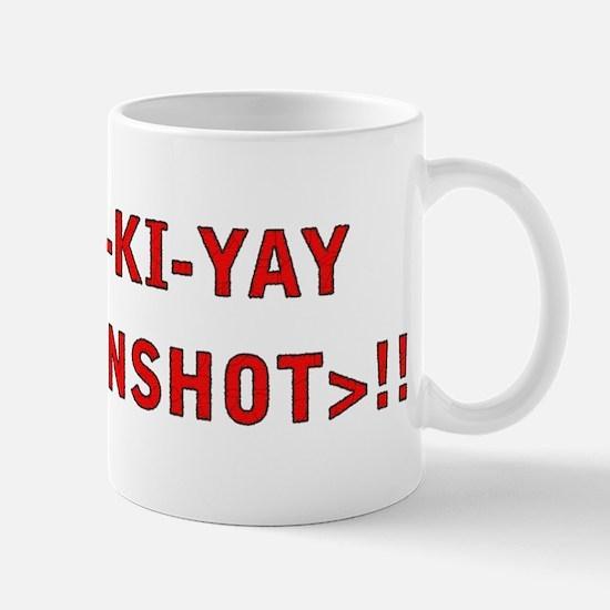 Edited Hard Mug