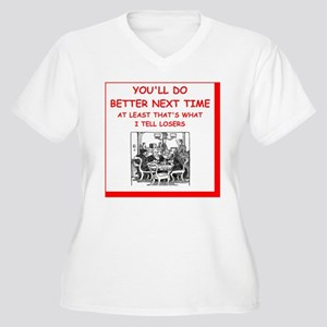 i love bridge Women's Plus Size V-Neck T-Shirt