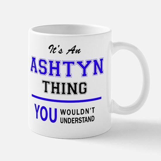 Unique Ashtyn Mug