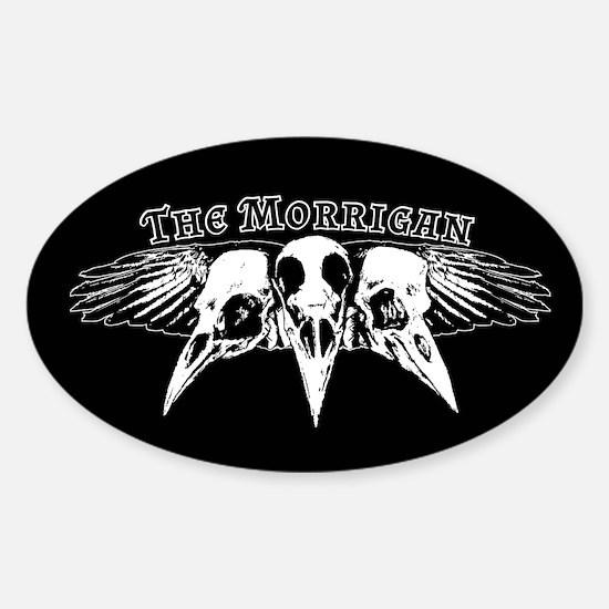 The Morrigan Decal