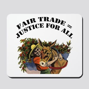 Fair Trade Mousepad