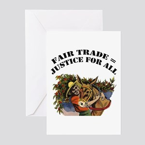 Fair trade greeting cards cafepress fair trade greeting cards pk of 10 m4hsunfo