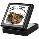 Fair Trade Keepsake Box