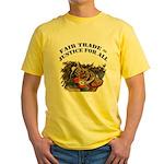 Fair Trade Yellow T-Shirt