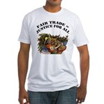 Fair Trade Fitted T-Shirt