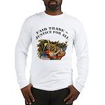 Fair Trade Long Sleeve T-Shirt