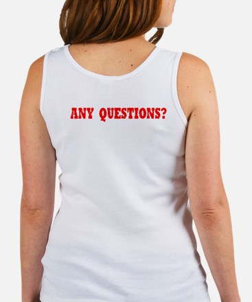 My Goal Is To Deny Yours Women's Tank Top