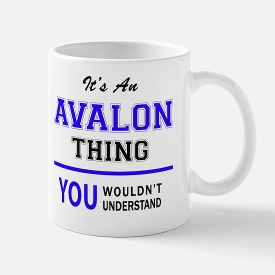 Cute Avalon Mug