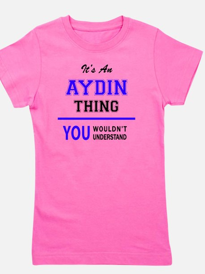 Cute Aydin Girl's Tee