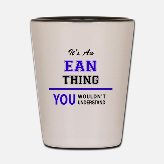 Cool Ean Shot Glass