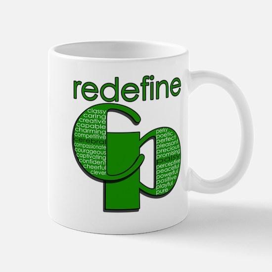 Redfine CP Mugs