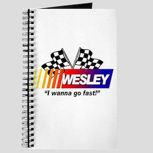 Racing - Wesley Journal