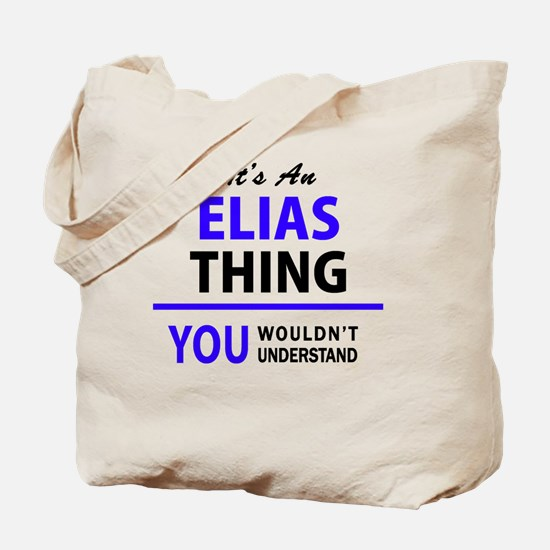 Cute Elias Tote Bag