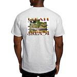 Utah The New Area 51 - Ash Grey T-Shirt
