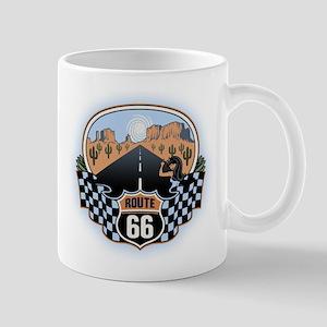 Route 66 Desert Mug