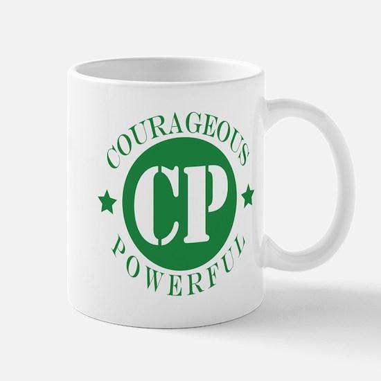CP = Courageous & Powerful Mugs