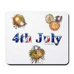 4th July Mousepad