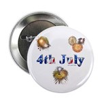 4th July Button