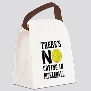 Pickleball Canvas Lunch Bag