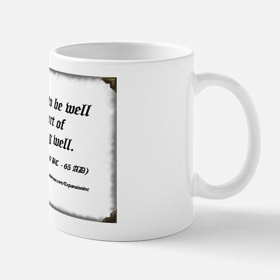 (Seneca - C) Mug