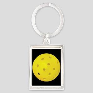 Pickleball Ball Keychains