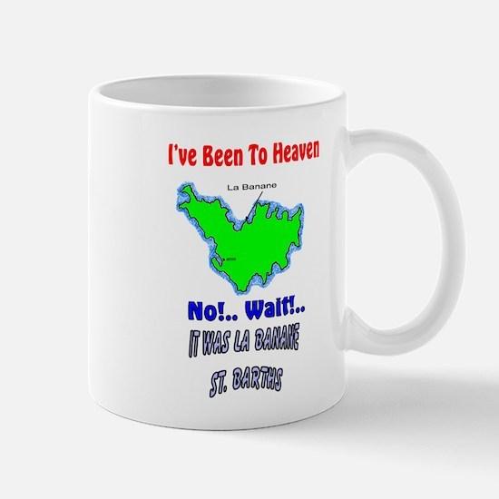 Unique St barths Mug